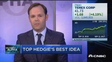 This is top hedge fund manager Mick McGuire's best idea r...