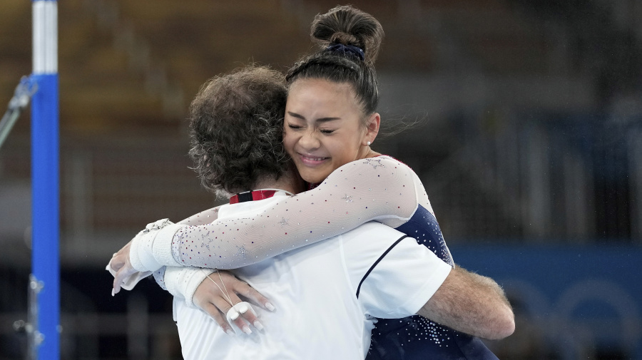 Suni Lee's incredible journey to winning gold
