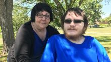 Son with autism stuck in hospital as mom struggles to find accessible home
