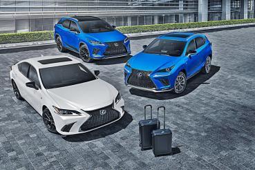 特殊色帶來買氣,LEXUS北美推出RX暗黑特仕版RX350 Black Line和RX 450h Black Line