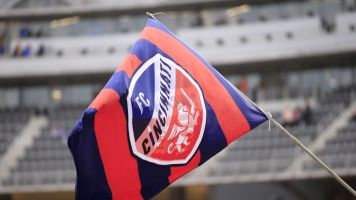 'Racist incidents' halt work on soccer stadium