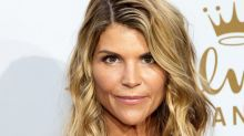 Lori Loughlin Stays Calm While Being Asked If She's 'Afraid of Going to Prison'