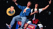 Watch Keanu Reeves announce Bill and Ted's next excellent adventure: A 2020 sequel