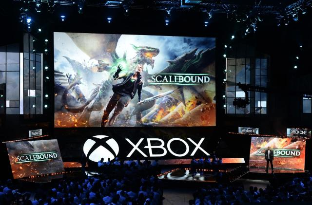 Microsoft cancels Xbox One exclusive 'Scalebound'