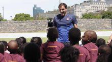 In Zeiten von Corona: Roger Federer initiiert prominente Tennis-Challenge