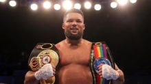 Joe Joyce signs with Frank Warren as all-London heavyweight showdown against Daniel Dubois looms