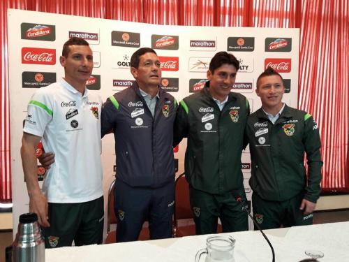 Soria anuncia que Bolivia será más que la altura