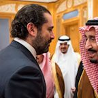 Lebanon's Saad al-Hariri leaves Saudi Arabia for France