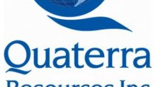 Quaterra's Previously Announced Drill Program Now Underway at MacArthur Copper Oxide Property