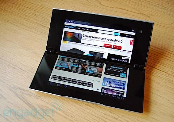 Sony Tablet P review (UK edition)