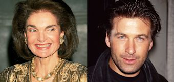 Jackie O.'s 'magical' date with Alec Baldwin