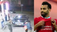 A True Hero! Liverpool's Mohamed Salah Saves Homeless Man from Thugs