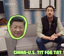 Business + Coffee: China hits back on Trump tariffs, Google and JD.com, Etsy soars