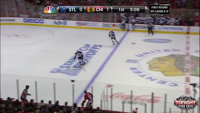 St. Louis Blues at Chicago Blackhawks - 04/21/2014