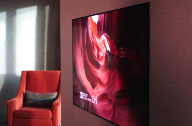 LG's OLED TVs now pack loss-free 3D audio