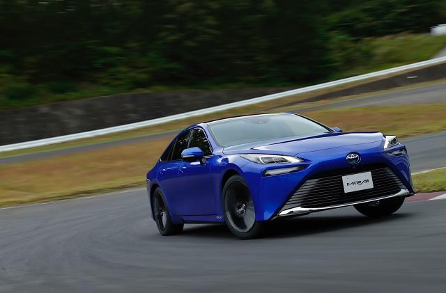 Toyota's second-generation Mirai has a 400-mile range