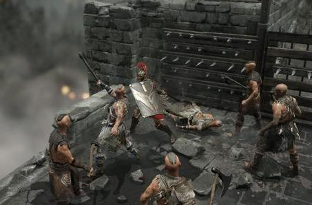 Clobbering time again and again in Ryse: Son of Rome