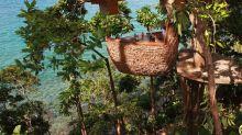 在「鳥巢」中睇靚景食飯!超難忘體驗 泰國樹屋餐廳