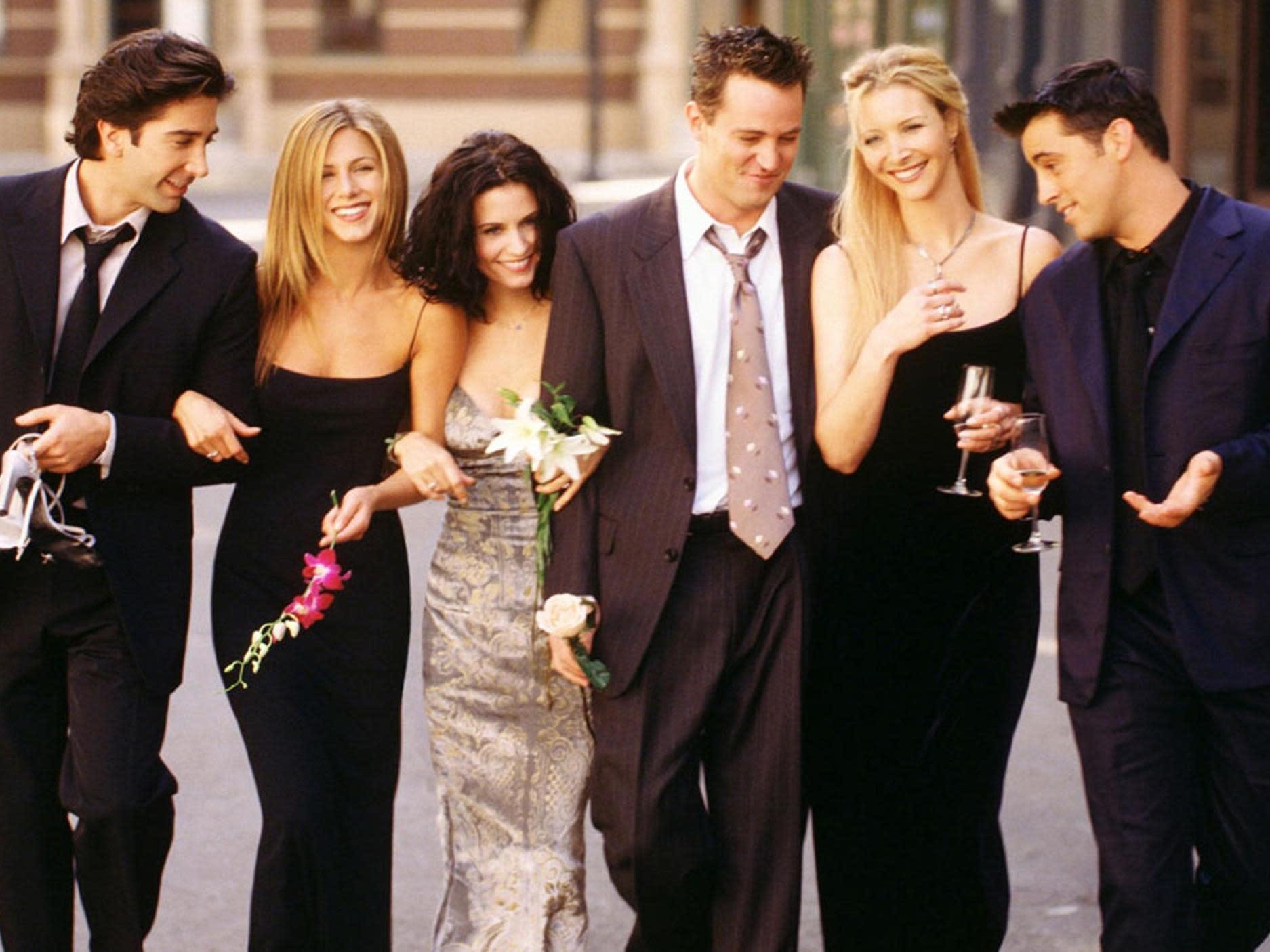 Are Friends reruns really worth $100 million?