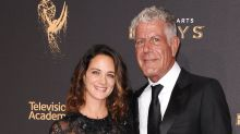 Asia Argento, Anthony Bourdain's girlfriend, responds to his death