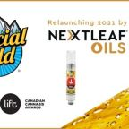 Nextleaf Announces Initial Entry into Branded Consumer Products