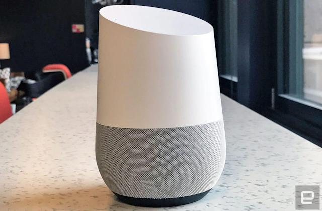 Google Home finally works with its own Play Movies service