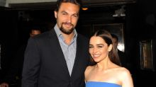 Jason Momoa Emotionally Recalls 'GoT' Co-Star Emilia Clarke's Aneurysms: 'We Almost Lost Her' (Exclusive)