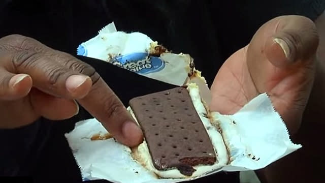Walmart's Ice Cream Sandwiches Don't Melt
