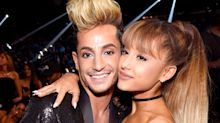 Frankie Grande Supports Sister Ariana from Abroad: 'Keep on Breathin' — That's True'