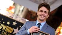James Franco Honored With Walk of Fame Star
