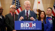 Biden outpaces Trump in latest 2020 fundraising haul