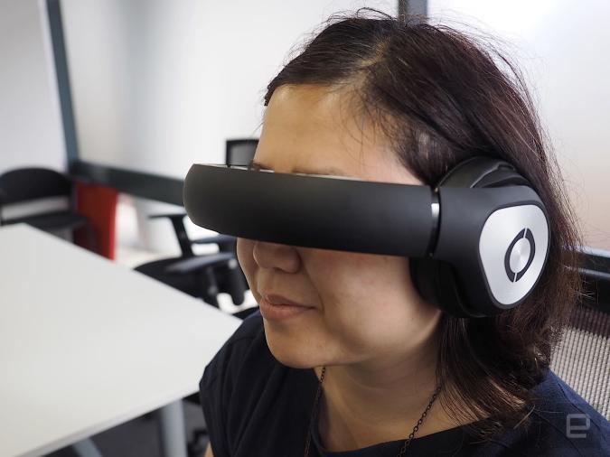 Avegant's Glyph video headset will start shipping next month