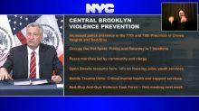 Mayor de Blasio unveils Central Brooklyn Violence Prevention plan