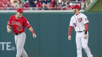 Harper: Trout is the best player in baseball