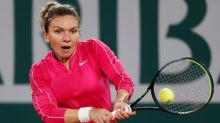 Simona Halep piles on pressure to set up fourth-round meeting with Iga Swiatek