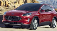Redesigned 2020 Ford Escape Adds Tech, Loses Weight