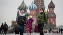 Some children in Russian capital to study online to contain coronavirus