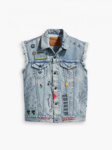 Levi's 501 vest