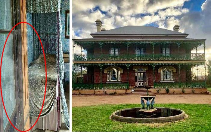 """""""It wasn't a normal house"""": Growing up in Australia's most haunted mansion"""