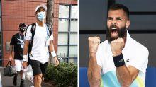 'Fake bubble': Players livid over US Open virus 'fiasco'