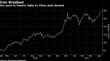 Iron Ore Giants Challenged in Race to Meet Soaring China Demand