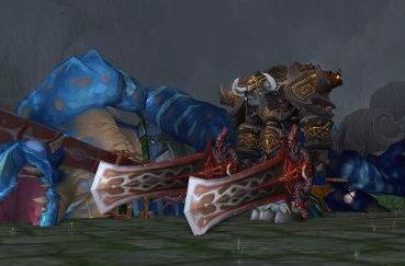 The Care and Feeding of Warriors: Once more into the Mists of Pandaria
