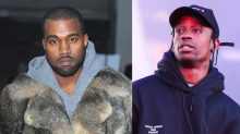 Good Morning, Kanye West Just SLAMMED Travis Scott on Twitter