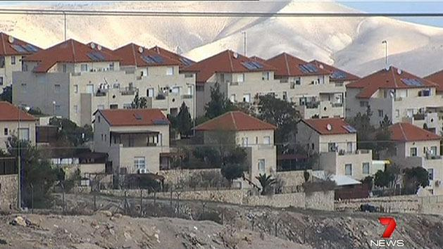 West Bank development sparks outrage