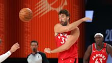 Raptors Podcast: OG's improved handles, Gasol's vibrancy & other scrimmage takeaways