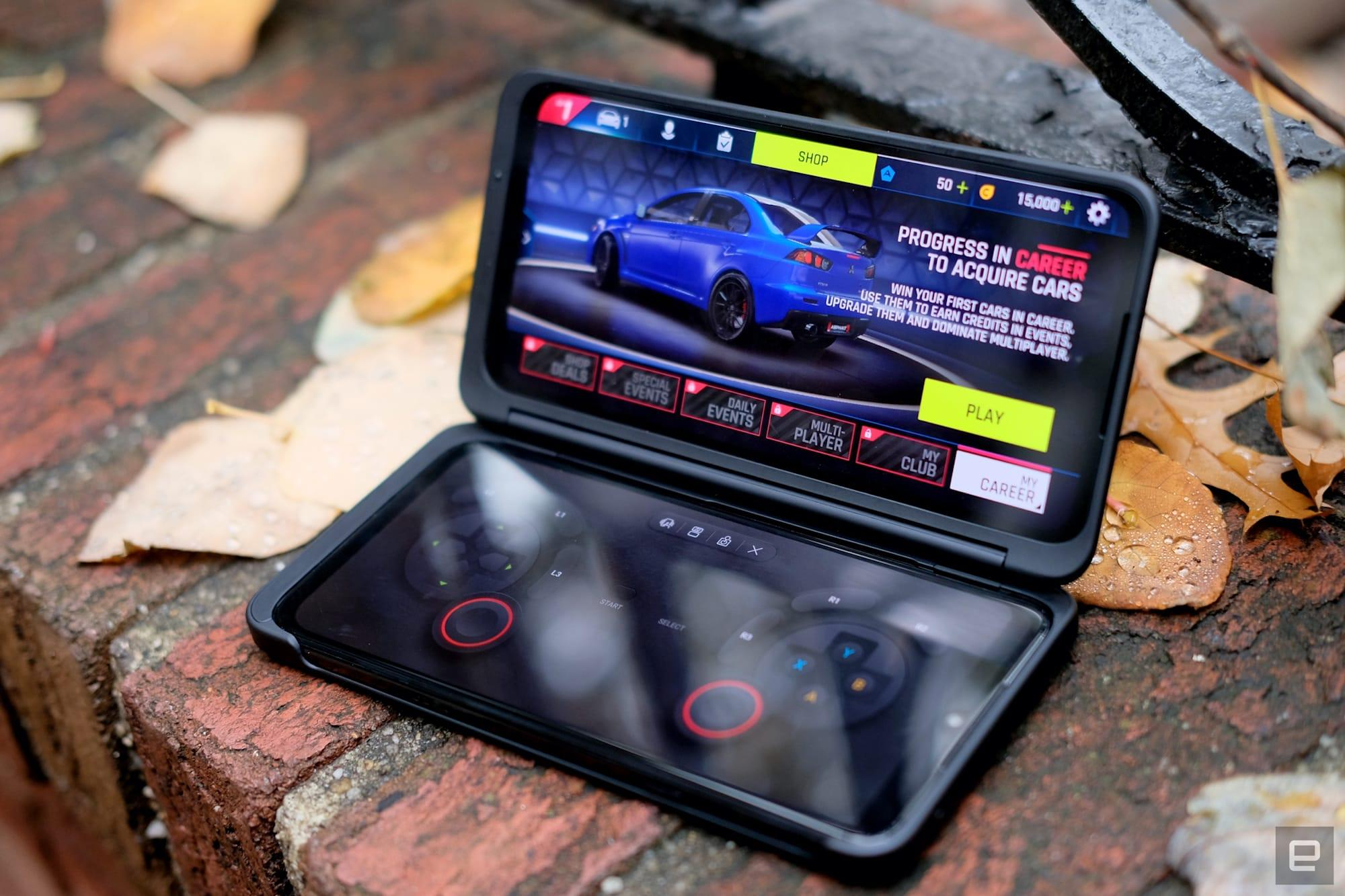 LG G8X ThinQ review: More screens aren't always better