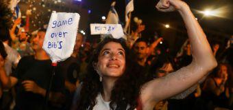 Regierung in Israel vereidigt - Merkel und Biden gratulieren