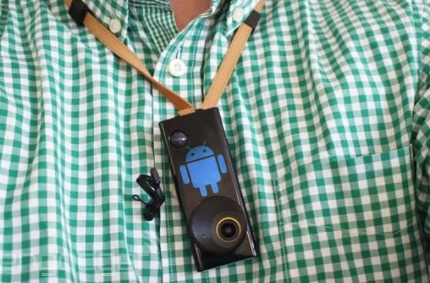Lifelogging camera Autographer reaches out to Android users