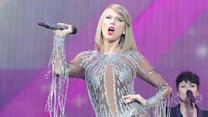 Taylor Swift Says It's Hard Being a Pop Star??