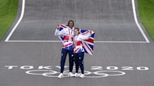 BMX stars celebrate as Team GB collect more medals – Friday's sporting social